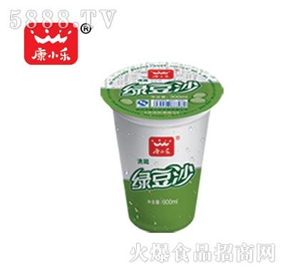 康小乐绿豆沙300毫升