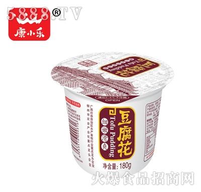 康小乐豆腐花180毫升