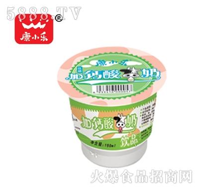 康小乐加钙酸牛奶饮品150毫升