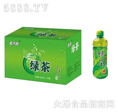 君太郎绿茶500mlx15瓶
