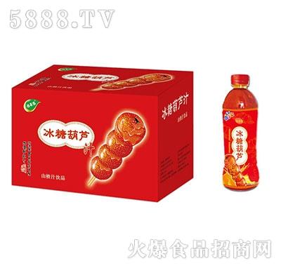 冰糖葫芦汁500mlx15瓶