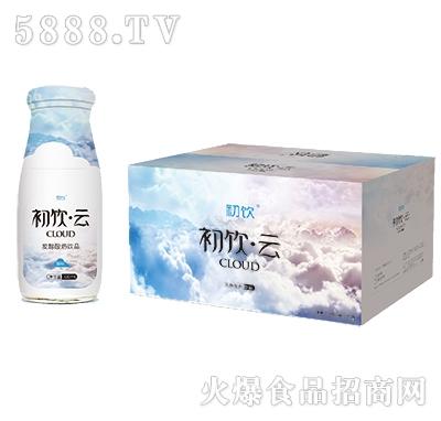 初饮云发酵酸奶原味320mlx15瓶