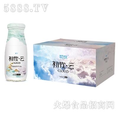 初饮云发酵酸奶燕麦味320mlx15瓶