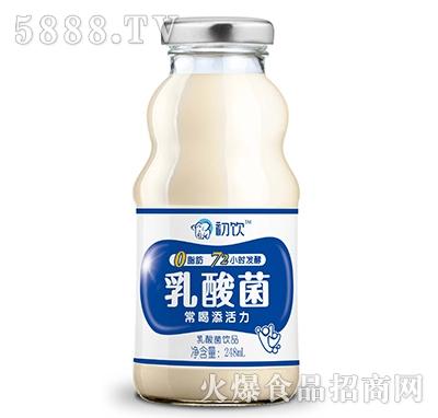 初饮乳酸菌饮品248ml