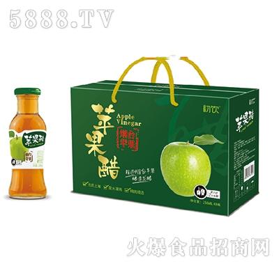 初饮苹果醋饮品256mlx8瓶