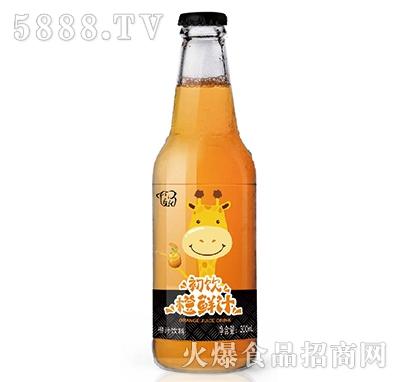 初饮橙鲜汁300ml