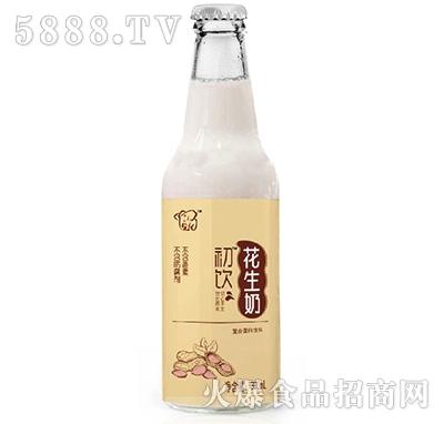 初饮花生奶300ml