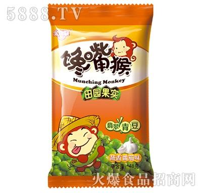 金丝猴翡翠青豆(蔬香番茄味)48g产品图