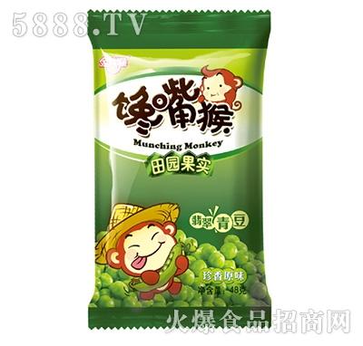 金丝猴翡翠青豆(珍香原味)48g产品图