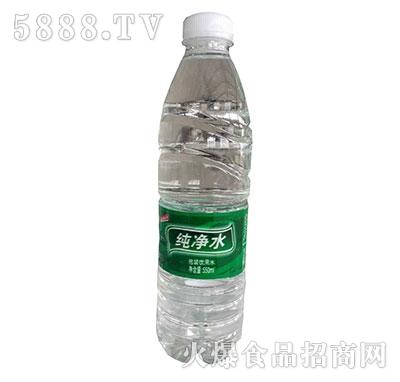纯净水包装饮用水550ml