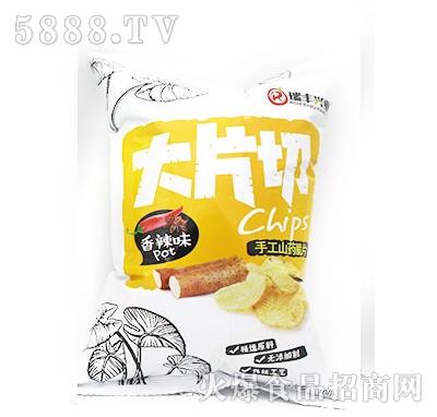 瑞丰兴业大片切手工山药脆片香辣味