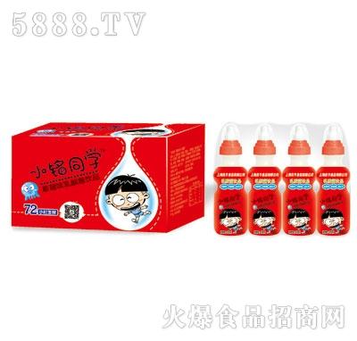 优牛小铭同学奶嘴瓶草莓味乳酸菌200mlX24