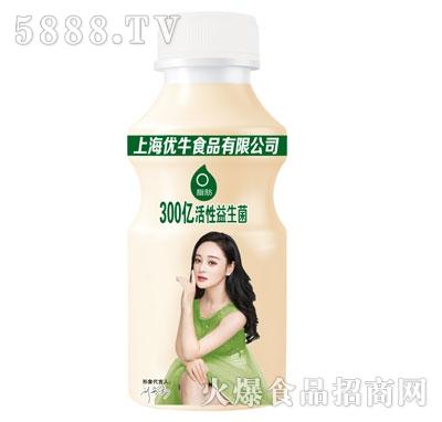 优牛益生菌原味乳酸菌饮品