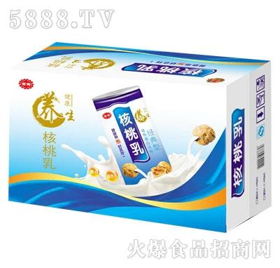 香润核桃乳植物蛋白饮料(箱)