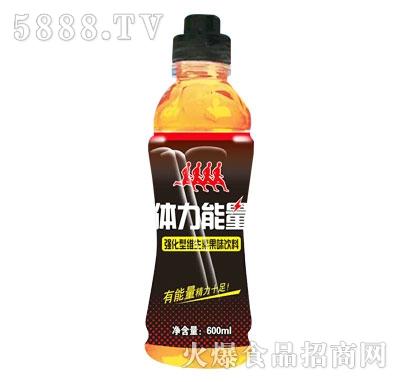 体力能量维生素饮料600ml(瓶)