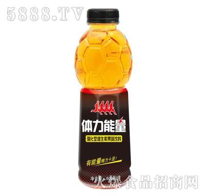 体力能量维生素饮料600ml
