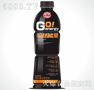 恬润超越能量加强型维生素功能饮料