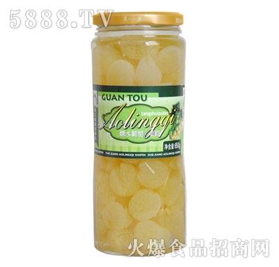 奥灵奇650g糖水葡萄罐头