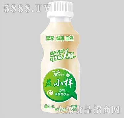 益小样乳酸菌饮品340ml产品图