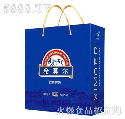 好佳佳希莫尔发酵酸奶(礼袋)