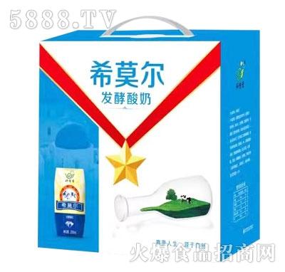 好佳佳希莫尔发酵酸奶(盒)