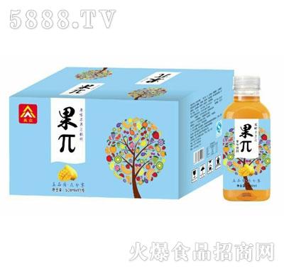 真众果π芒果汁饮料500mlx15瓶
