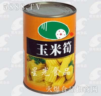 星光食品玉米笋142g产品图