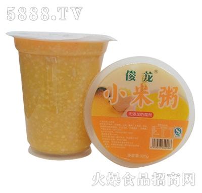 俊龙小米粥(杯装早餐粥)320ml