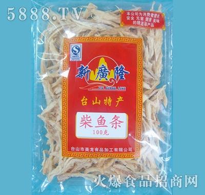 广隆柴鱼条100g产品图