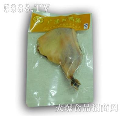 广隆广隆腊鸭腿产品图