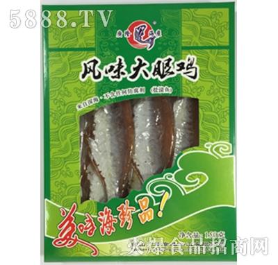 广隆风味大眼鸡产品图