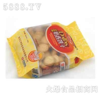 麦可芙369克奶香饼干