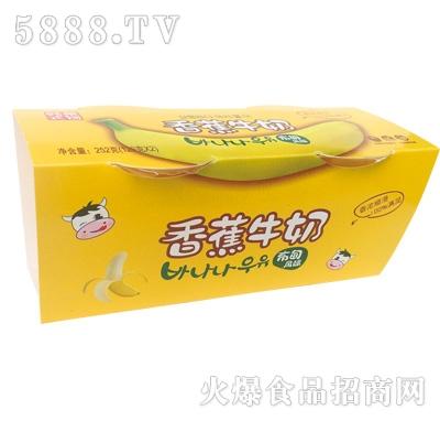 200g香蕉牛奶布甸(25gx2只)产品图