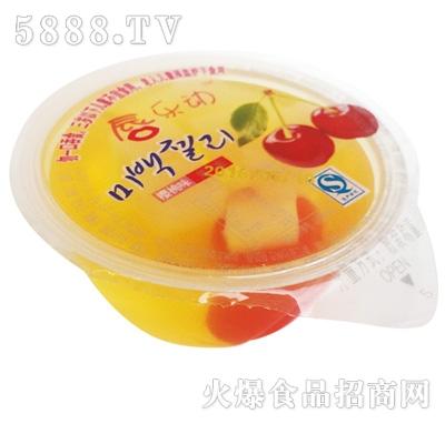 唇动乐樱桃味果冻产品图