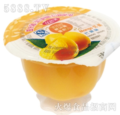 佳因美芒果味果冻产品图