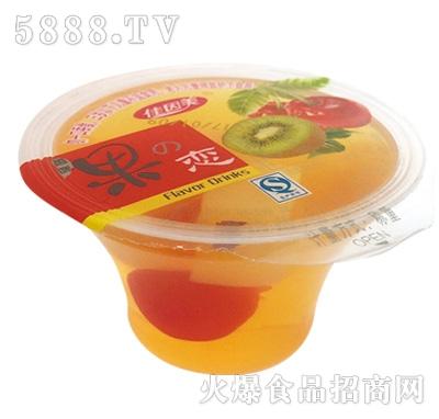佳因美猕猴桃味果冻产品图