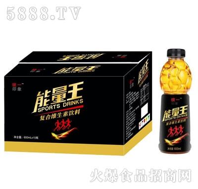 统一印象能量王复合维生素饮料600ml(箱)