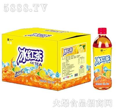 统一印象冰红茶柠檬味500ml(箱)