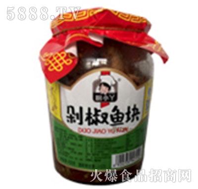 厨小丫剁椒鱼块鱼罐头