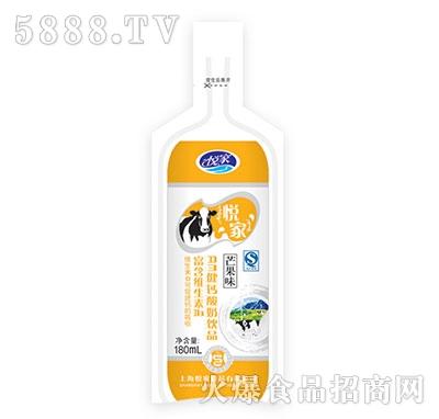 悦家D3健钙酸奶饮品芒果味180ml