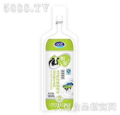 悦家D3健钙酸奶饮品猕猴桃味180ml