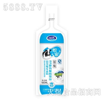 悦家D3健钙酸奶饮品原味180ml