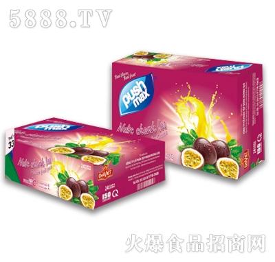 PUSHMAX百香果果汁饮料箱装