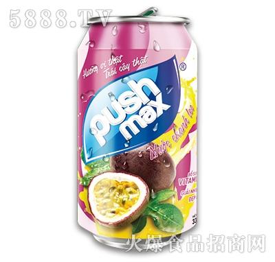 PUSHMAX百香果果汁饮料330ml
