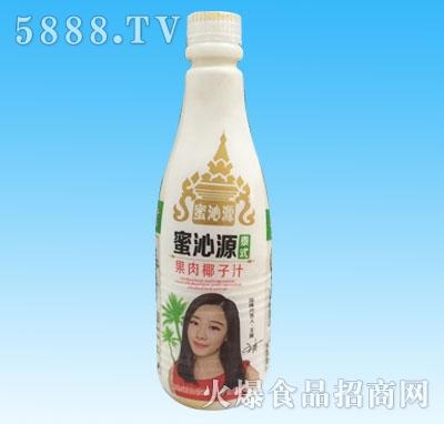 蜜沁源泰式果肉椰子汁1.25L