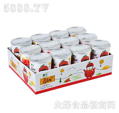 喜食儿山楂罐头12罐