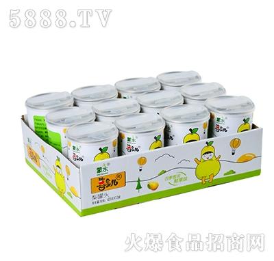 喜食儿梨罐头12罐