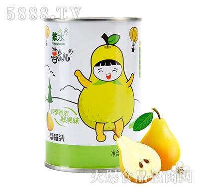 喜食儿梨罐头425g