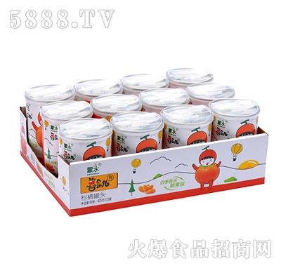 喜食儿桔子罐头12罐