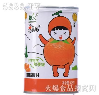 喜食儿柑橘罐头425g